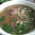 Vietnam's national dish, Pho