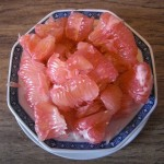 Pink Pomelo Fruit