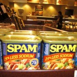 Cooking with Spam
