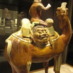 Tang Dynasty horse from the Silk Road