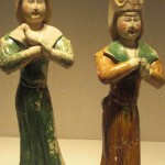 Chinese Tang Dynasty art from Silk Road