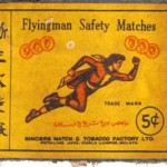 Flying Man Matches