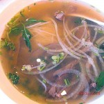 Vietnamese Beef Soup, a national specialty