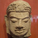 Deva sculpture, Thailand 15th century