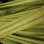 Cooking with lemongrass