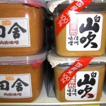 Using miso to prepare Asian dishes