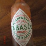 Using Tabasco hot pepper sauce to make Asian dishes