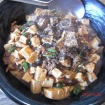 How to make Sichuan dish Ma Po Bean Curd