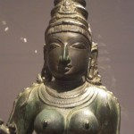 Uma consort of Indian god Siva