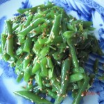 How to make Nepalese Green Bean and Sesame Salad