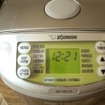 Japanese Electric Rice Cooker