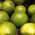 Cooking with limes