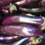 Cooking Asian dishes with Asian eggplants