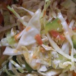 How to make delicious Ginger Salad